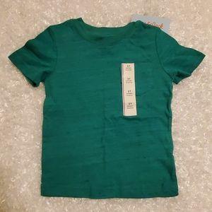 NWT Green Toddler 2T Shirt